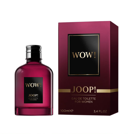 JOOP! WOW! FOR WOMEN Eau de Toilette 100ml