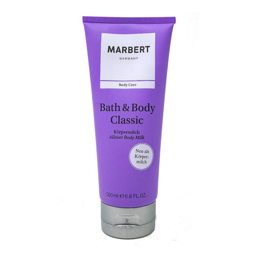 Marbert Bath & Body Classic Allover Body Milk 200ml