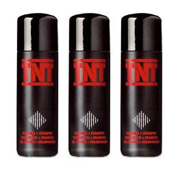 TNT 3er Sparset Duschgel & Shampoo 200ml