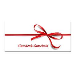 Geschenk- Gutschein