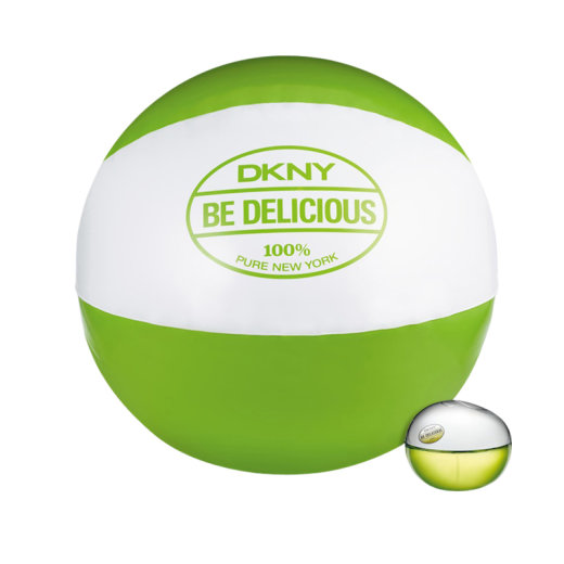 DKNY Be Delicious Set Eau de Parfum 30ml + Wasserball