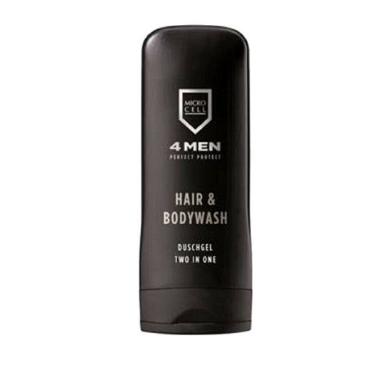 Microcell 4 MEN Hair & Bodywash 200ml