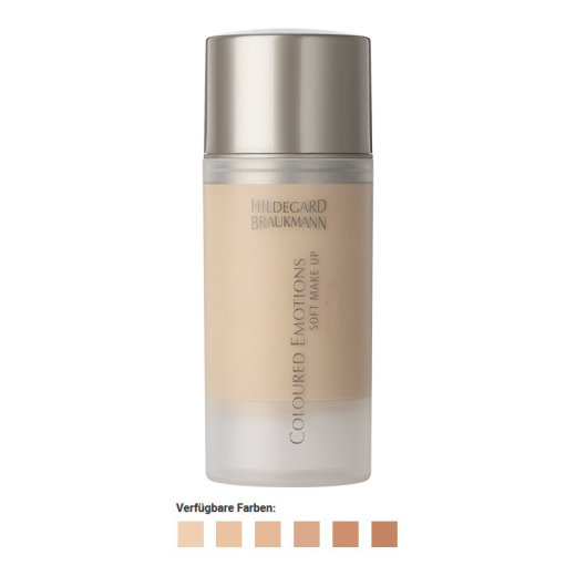 Hildegard Braukmann Coloured Emotions Soft Make Up 30ml...