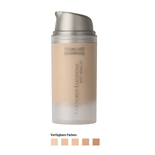Hildegard Braukmann Coloured Emotions Matt Make Up 30ml