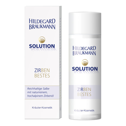 Hildegard Braukmann 24h Solution Zirben Bestes 50ml