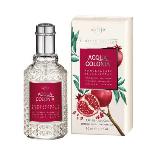 4711 Acqua Colonia Pomegranate & Eucalyptus Eau de...