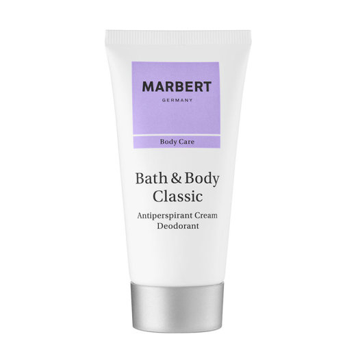 Marbert Bath & Body Classic Anti-Perspirant Cream...