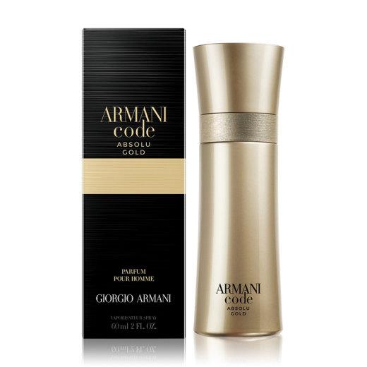 Giorgio Armani Code Absolu Gold Eau de Parfum 60ml