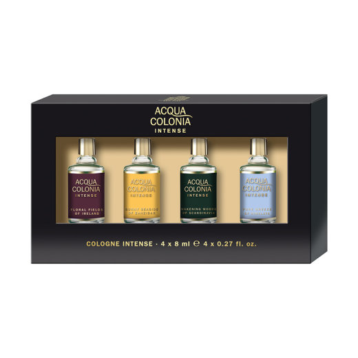 4711 Acqua Colonia Intense Miniaturset Eau de Cologne 4 x...