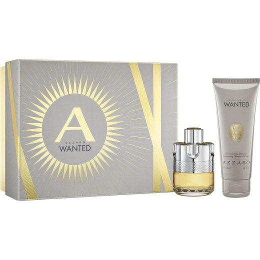 Azzaro Wanted Duftset EdT 50ml + Deo Stick 75ml