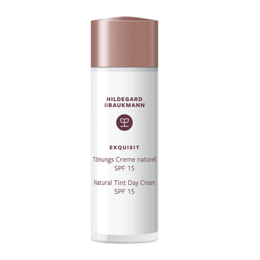 Hildegard Braukmann Exquisit Tönungs Creme naturell SPF 8 50ml