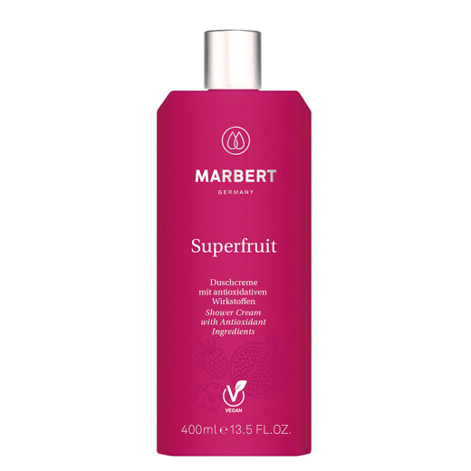 Marbert Superfruit Duschcreme 400ml