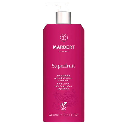Marbert Superfruit Körperlotion 400ml