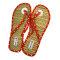 Baby Foot Strand-Sandalen Gr. 38/40 mit Gummisohle