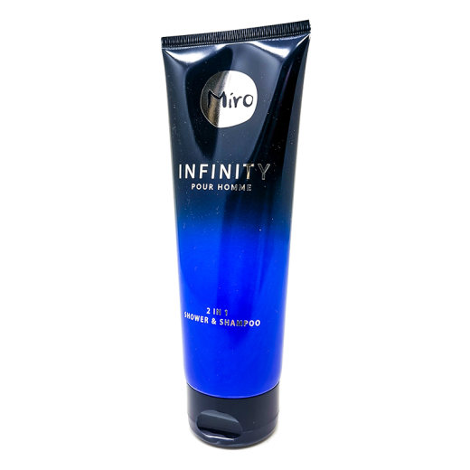 Miro Infinity pour Homme Shower & Shampoo 250ml