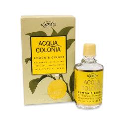 4711 Acqua Colonia Lemon & Ginger Mini Eau de Cologne...