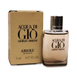 Girogio Armani Acqua Di Gio Absolu Miniatur Eau de Parfum...
