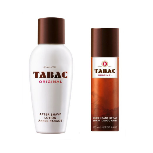 TABAC Original After Shave Lotion 300ml + Deospray 200ml