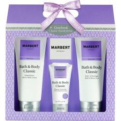 Marbert Bath & Body Classic Set Bodylotion Duschgel...