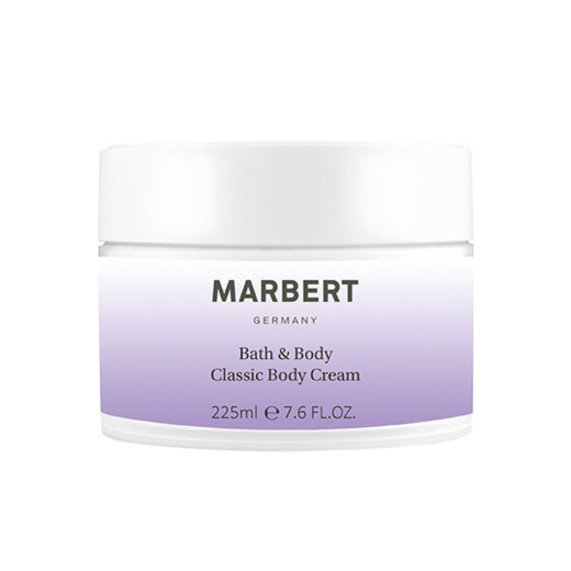 Marbert Bath & Body Classic Bodycream 225ml