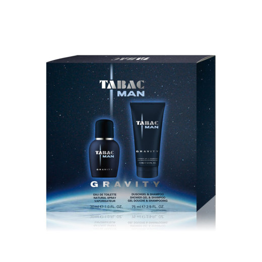 Tabac Gravity Duo Duftset Edt 30ml + SG 75ml
