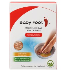 Baby Foot Fusspflege Bad