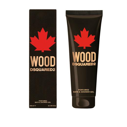 Dsquared2 Wood pour Homme Shower Gel 200ml