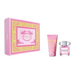 Versace Bright Crystal Geschenkset 2021 Eau de Toilette...