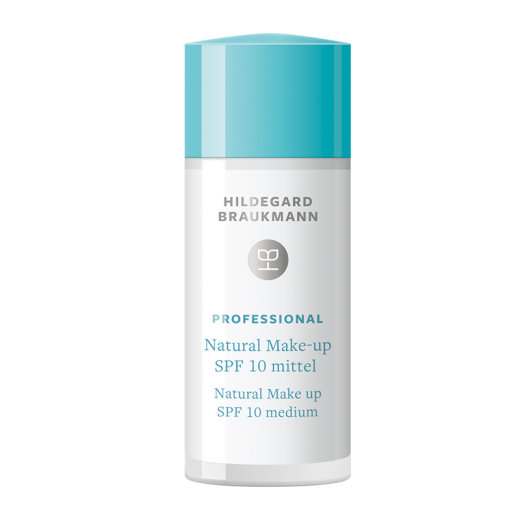Hildegard Braukmann Professional Natural Make Up Mittel SPF10 30ml