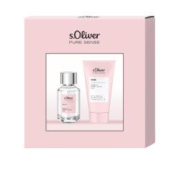 s.Oliver Pure Sense Women Duo Set (EDT 30ml/DG 75ml)