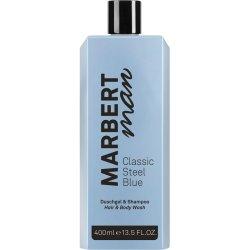 Marbert Man Classic Steel Blue Shower Gel 400ml